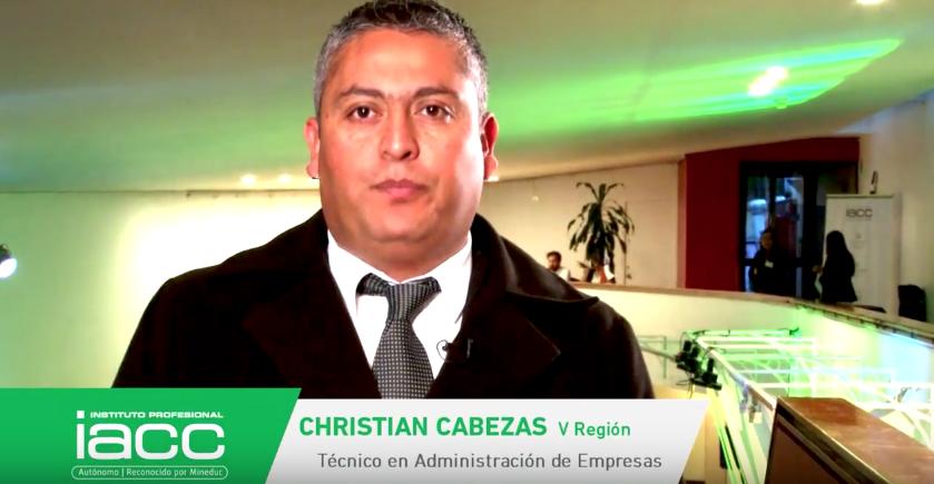 Testimonio Milton Cabezas - Instituto Profesional IACC