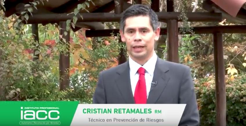 Testimonio Cristian Retamales - Instituto Profesional IACC
