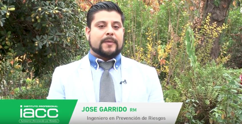 Testimonio José Garrido - Instituto Profesional IACC