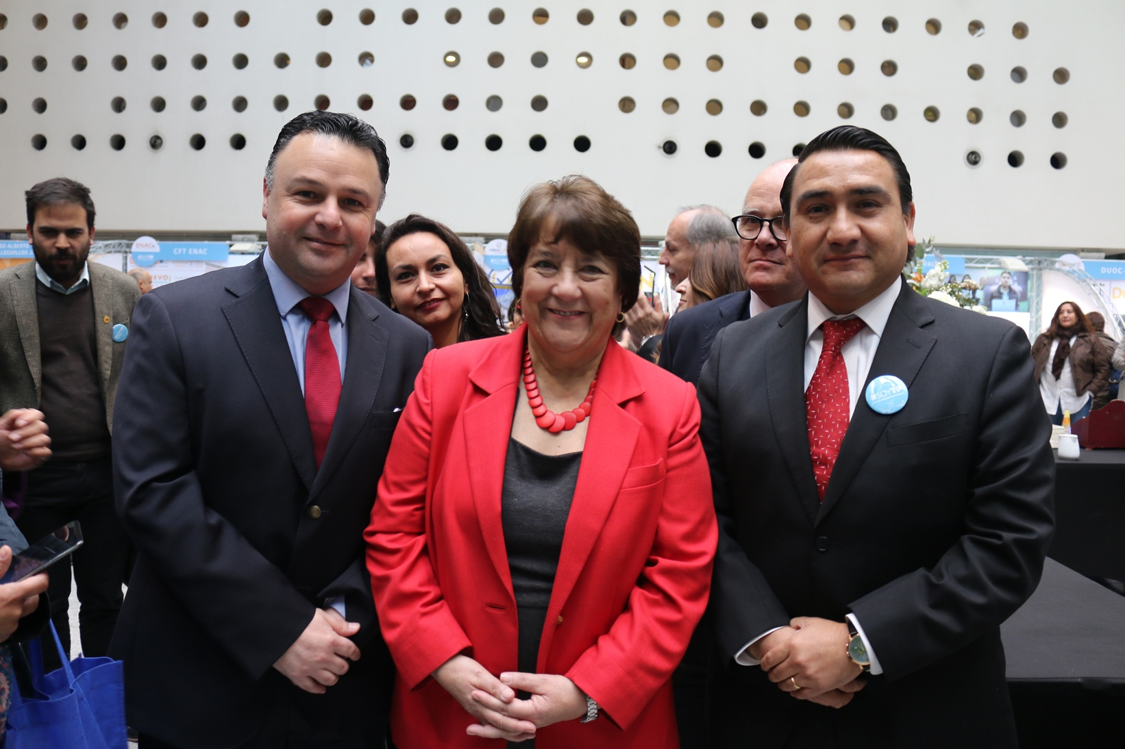 Vicerrectores IACC Adriana Delpiano