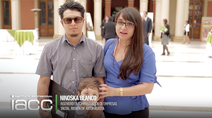 Testimonio Ninoska Blanco - Instituto Profesional IACC
