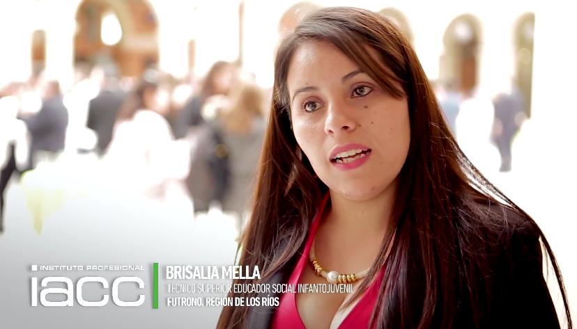 Testimonio Brisalia Mella - Instituto Profesional IACC